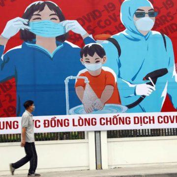 新型コロナウィルスとベトナム