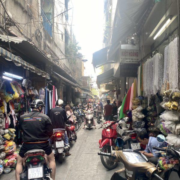 手芸市場 Thương xá Đại Quang Minh