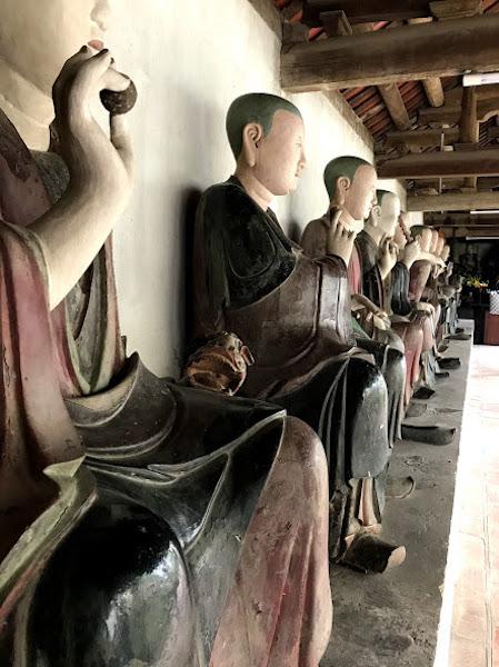 ベトナム文化遺産指定「ドゥンラム村」へ