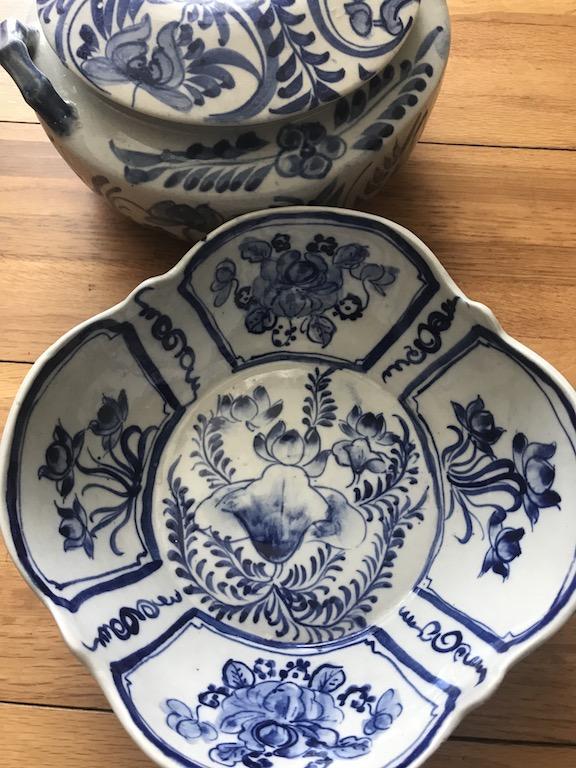 ベトナム伝統工芸「バッチャン焼き」