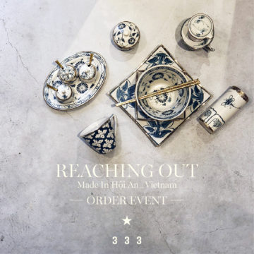 """ Reaching Out "" 特別受注会のお知らせ"