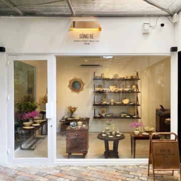 """新店舗OPENのお知らせ""""Sông Bé – modern vietnamese antique store"""""""