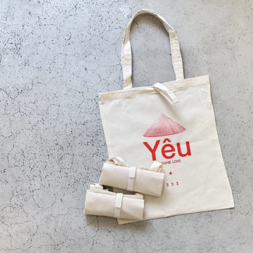 """""""333 Yêu eco-bag"""""""